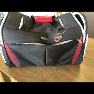 Never Used Tumi Ducati bag